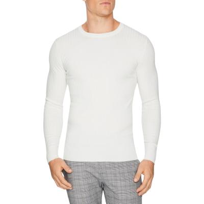 Fashion 4 Men - Tarocash Timberlake Rib Knit Winter White Xl