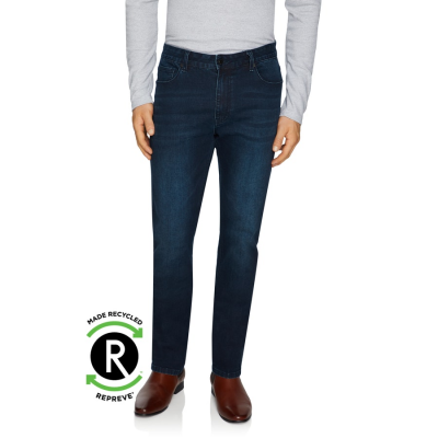 Fashion 4 Men - Tarocash Ultimate Regular Jean Indigo 34