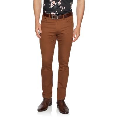 Fashion 4 Men - Tarocash Ultimate Slim Chino Tobacco 36