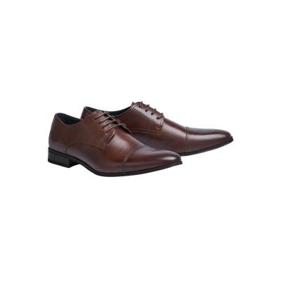 Fashion 4 Men - Tarocash West Side Dress Shoe Chocolate 8