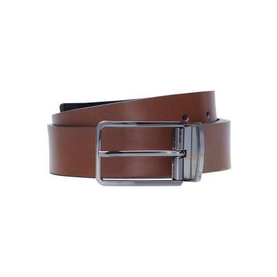 Fashion 4 Men - Tarocash Wylie Reversible Belt Tan/Black 42