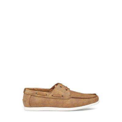 Fashion 4 Men - Tarocash Lucas Boat Shoe Tan 12