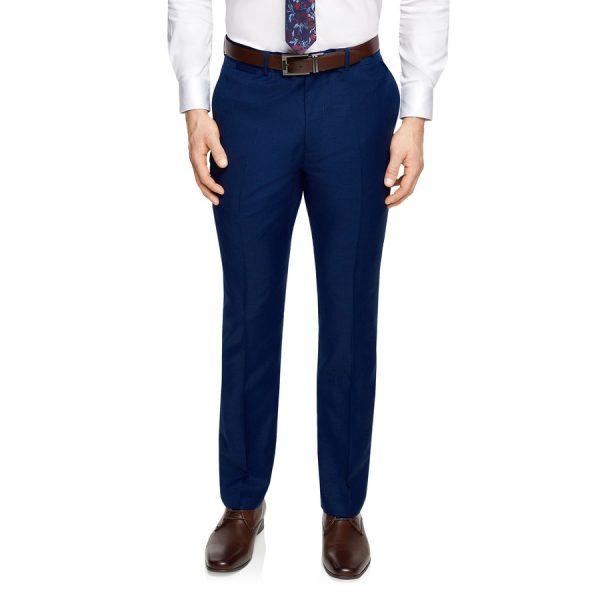 Fashion 4 Men - Tarocash Mac Slim Wool Pant Blue 28