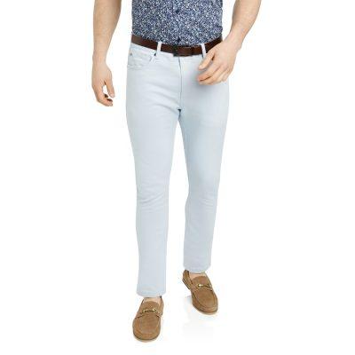 Fashion 4 Men - Tarocash Ultimate Slim Chino Light Blue 32