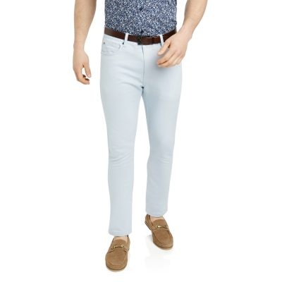 Fashion 4 Men - Tarocash Ultimate Slim Chino Light Blue 33