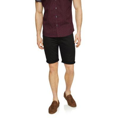 Fashion 4 Men - Tarocash Ulto Slim Short Black 30