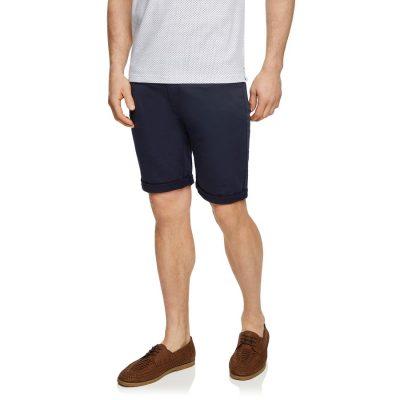 Fashion 4 Men - Tarocash Ulto Slim Short Navy 35