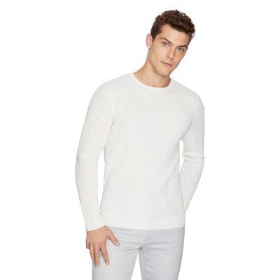 Fashion 4 Men - yd. Beamer Knit Cream L