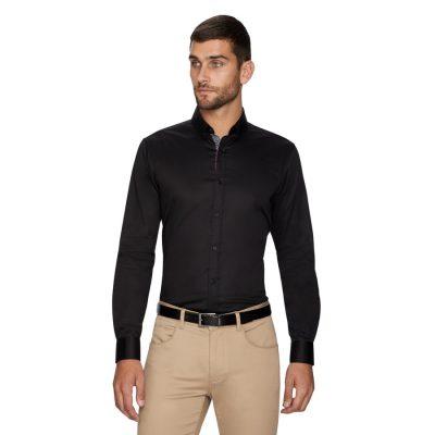 Fashion 4 Men - yd. Dexter Shirt Black Xl