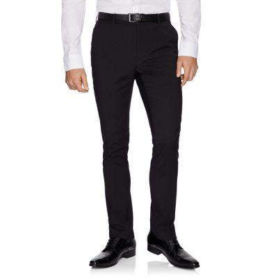 Fashion 4 Men - yd. Goodfella Skinny Dress Pant Black 42
