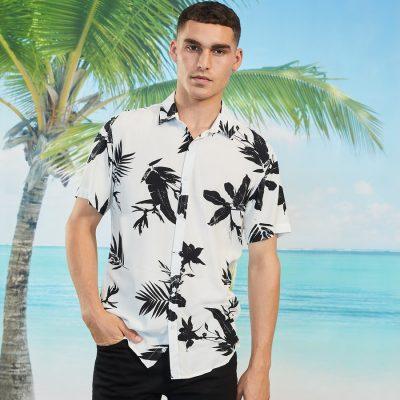 Fashion 4 Men - yd. Maiden Shirt White Xl