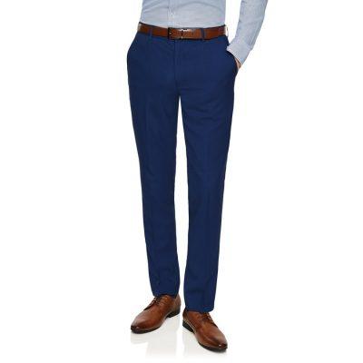 Fashion 4 Men - yd. Portofino Skinny Dress Pant Blue 33