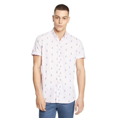 Fashion 4 Men - yd. Riley Shirt Pink Xs