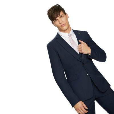 Fashion 4 Men - yd. Sinatra Skinny Suit Jacket Navy 34