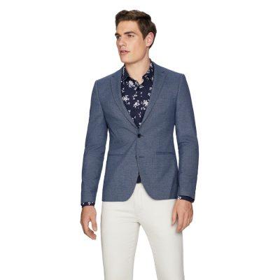Fashion 4 Men - yd. Thunder Blazer Dark Blue L