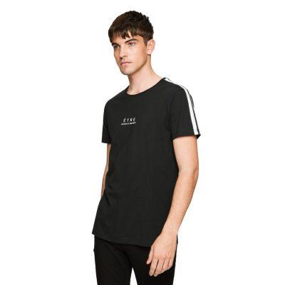 Fashion 4 Men - yd. Upstate Tee Black S