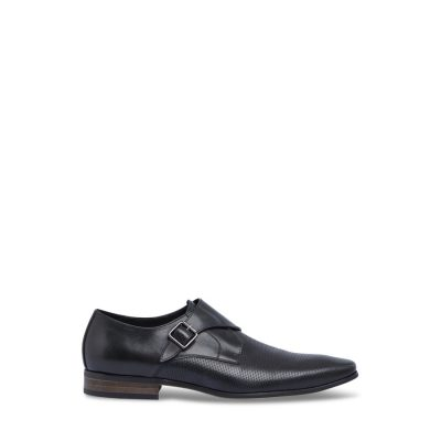 Fashion 4 Men - Tarocash Adrian Textured Dress Shoe Black 10