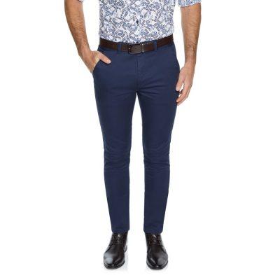 Fashion 4 Men - Tarocash Joel Skinny Stretch Pant Blue 40