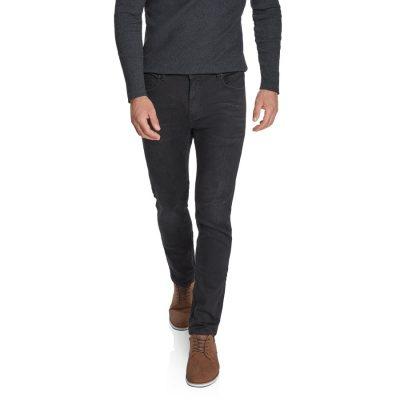 Fashion 4 Men - Tarocash Oregon Slim Stretch Jean Black Smoke 33