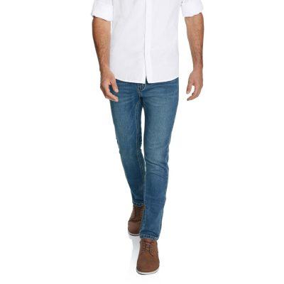 Fashion 4 Men - Tarocash Oregon Slim Stretch Jean Blue 44