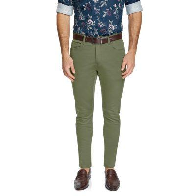 Fashion 4 Men - Tarocash Ultimate Slim Chino Khaki 40