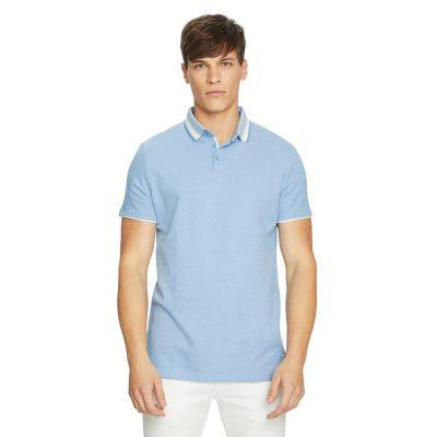 Fashion 4 Men - yd. Bolan Polo Blue Xs