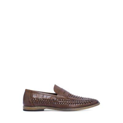 Fashion 4 Men - yd. Enzo Shoe Chestnut 9