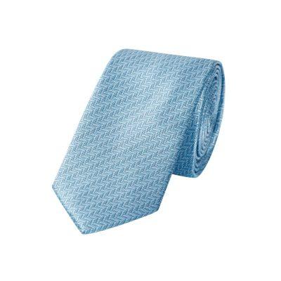 Fashion 4 Men - yd. Kaos Chevron 6.5 Cm Tie Teal One