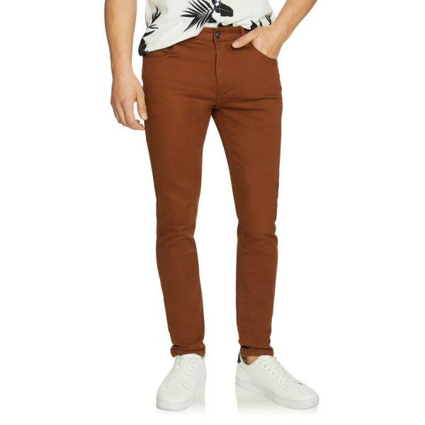 Fashion 4 Men - yd. Nicol Chino Caramel 26