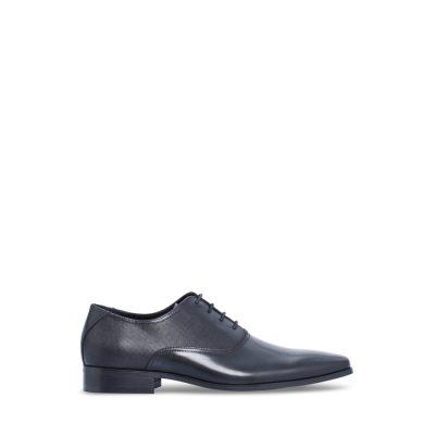 Fashion 4 Men - yd. Piccadilly Oxford Shoe Black 6
