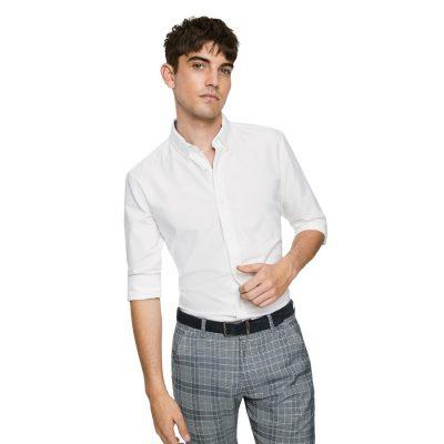 Fashion 4 Men - yd. Winston Oxford Shirt White Xxxl
