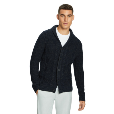 Fashion 4 Men - yd. Max Cardigan Navy M