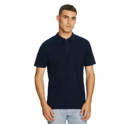 Fashion 4 Men - yd. Rubio Knit Polo Navy Xs