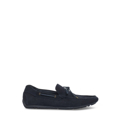 Fashion 4 Men - yd. Shelby Driving Shoe Navy 8